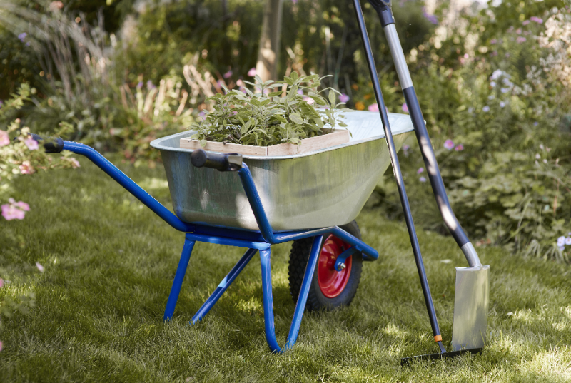 What do you look for in a wheelbarrow? 2